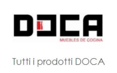 Фабрика Doca – лучший производитель испанской кухонной и ванной мебели.