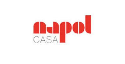 Napol – комфортная мебель для спальни и гостиной из шпона натурального дерева