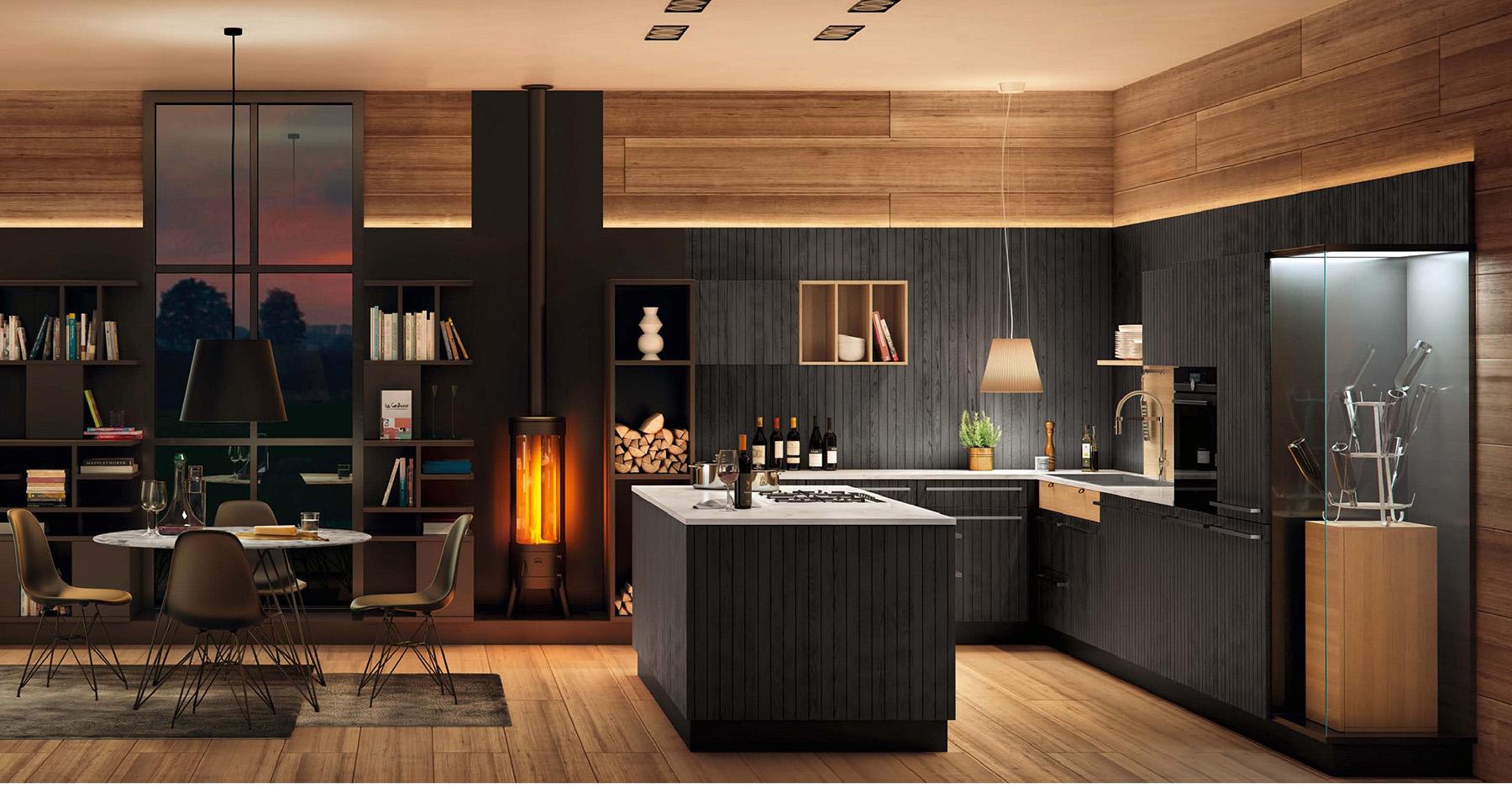 Cucine di marca cucine lube rafforza la propria presenza - Cucine di marca scontate ...