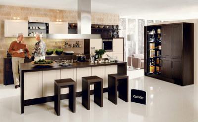 Кухня HIGH WOOD