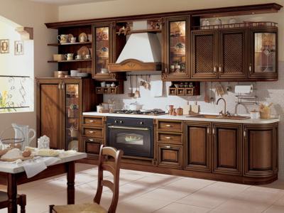 Кухня Lugano