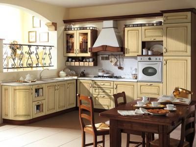 Кухня Napoli